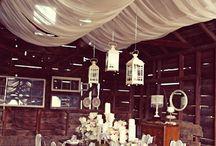 rustic wedding idea