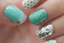 nails and hair