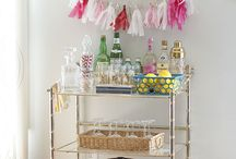 Bar Cart Chic