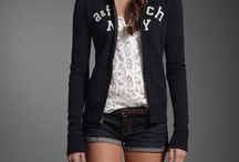 Abercrombie and fitch / by Ella Duffy