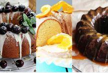 Pound-Bund-Butter Cake