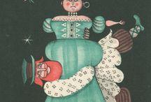 Чешский рисунок