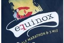 Our Favorite Race Swag! / Great Races with great gear, shirts & little extras!