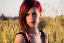 Elisa's portrait