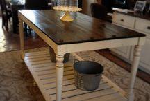 Sewing room ideas / by Pat Mesker