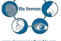 Six Senses Mediumship Readings / Mediumship / Psychometry Readings with  Michael J Robey, Six Senses www.sixsensespsychicreadings.com www.facebook.com/sixsensesmediumshipreadings www.twitter.com/Six_Senses
