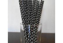 Les pailles en papier / Catégorie pailles en papier de la boutique www.hello-pompon.fr