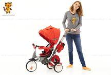 Rowerki / Rowerki, hulajnogi, trójkołowce - to małe pojazdy dla dzieci i świetna zabawa. #rower #dzieci #spacer