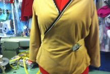 Star Trek Anthology Wardrobe / Every stitch that adorns the cast of Starship Challenger.