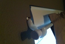 InstaMorph Home & Garden / Hooks, holders, fixes, improvements...