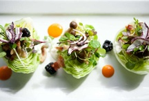 Salads / Not your average rabbit food