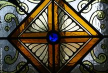 Our Stained Glass / Previous Stained Glass Works we have designed & made here at Knowsley Art Glass