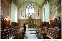 The Chapel at Fulham Palace / A London wedding venue with a chapel AND licensed for Civil ceremonies. Fulham Palace