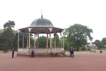 Bandstand 2013 - 2014 / An interactive experience using a smartphone app taking place anytime in West Park (Wolverhampton) & Lightwoods Park (Bearwood)