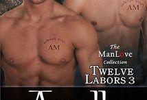 Good Review of my 3rd Twelve Labors book Apollo