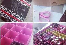 maquillajes organizar