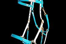 EQUITIME biothane endurance bridle