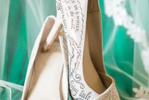 Wedding Shoes / Group Board | Rules: 1) Follow a 1:1 ratio - for every pin you contribute, re-pin someone else's pin to one of your own boards. 2) Keep the content relevant! 3) Limit yourself to 5 pins per board per day. 4) We reserve the right to remove content that is inappropriate. Thank you for participating & making this a valuable resource for brides! Want to join this board? Send us a message! Tip: Make sure your description includes a credit to the maker & the photographer, too!
