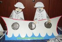 Sea transport craft / This page has a lot of free Sea transport craft for kids,parents and preschool teachers.