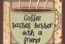 Coffee Love. / A board dedicated to my deep, profound love of coffee.