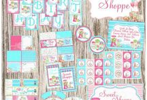 Girl Birthday Party Themes