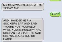 wrong texts