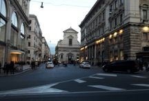 Places one must visit / Rome - City Of Great History & Second Best For Fashion