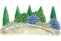 Puutarha-asetelmamallit
