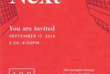 Save The Date - Eric Cohler - Events / #SaveTheDate - Eric Cohler with Eric Cohler Design - Events #EricCohler #ECD #Events #InteriorDesign