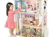 Dollhouses in Canada / Some are crazy expensive and some are from the US. But all can be bought and shipped to Canada.