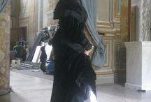 abbigliamento total black / abiti, total black sempre indossati da me , le mie figlie le mie amiche