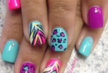 Nails Designs & Colors / by Shannon Smith