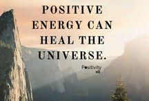 Positive Universal Energy