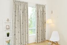 Curtains-At-Home Birds Curtains