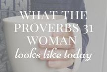 Proverbs woman