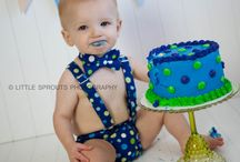 Landon's First Birthday!!! / ideas for a 1st birthday party
