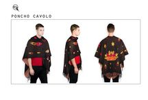 LOOK BOOK <> PONCHOS PAY'S ON FIRE / LOOK BOOK COLECCIÓN  ON FIRE PONCHOS PAY'S