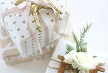 CHRISTMAS | Gift wrap