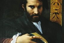 16th Century Portraits - Male Readers