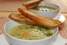 Jídla - polévky
