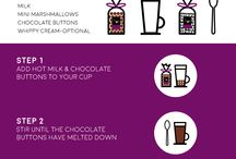 Hints and Tips / Chocolate based simple recipes for chocolate