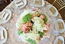 wedding flowers/decor/cakes