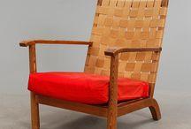 Flet og tremmestole