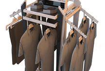 Adglow Clothing POS Displays / Adglow Clothing POS display designs