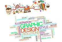 Graphic Design /  Graphic design consists of creating graphic across various platforms like digital and print. Graphic design gives your company its corporate identity by the way its   Logos, Business cards, letter heads and brochures are designed. Graphic which are contemporary and modern create a pleasing look and marks your company as up market.   If the graphic content of your company