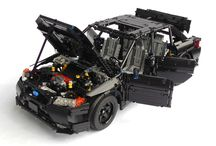 Lego Vehicles