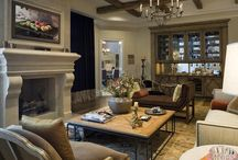 Family Room / by Lorna McGinnis