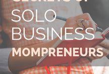 Secrets of Successful Mompreneurs