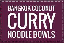 Curries - Thai