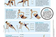 Get Fit / by Laura Bailey